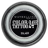 Gemey Maybelline Eye Studio Colour Tattoo 24 H Eye Shadow 60 Timeless Black by Maybelline
