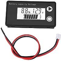 LCD 12V Battery Capacity Indicator Tester Universal Digital Display Voltmeter Gauge Meter LCD Digital Power Monitor…