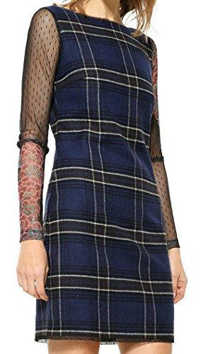 EUGENIA Desigual Modell Desigual VEST Damenkleid Damenkleid Modell VEST EUGENIA Oxdqw7