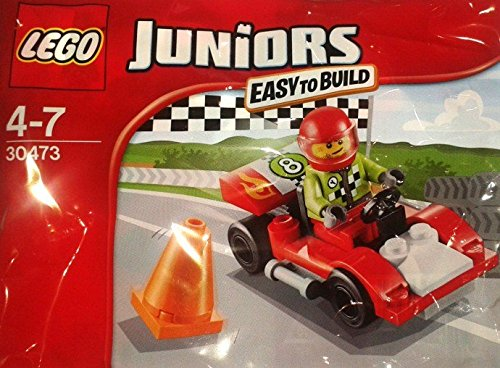 Lego Juniors Easy to Build Polybag 30473 Racer Car