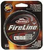 Berkley Fused Crystal Fireline, 6/2 Lb, 125 Yd , Smoke
