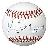 "GREG MADDUX AUTOGRAPHED OFFICIAL MLB BASEBALL ATLANTA BRAVES ""HOF 14"" PSA/DNA STOCK #78935"