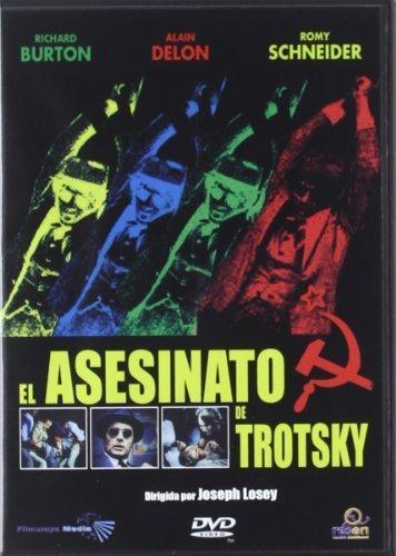 The Assassination of Trotsky ( L' Assassinat de Trotsky (El Asesinato De Trotsky) ) [ NON-USA FORMAT, PAL, Reg.0 Import - Spain ] by Richard Burton