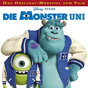 Die Monster-Uni Hörspiel