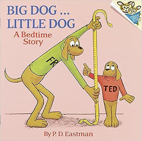 Descargar Para Utorrent Big Dog... Little Dog: A Bedtime Story (pictureback(r)) PDF En Kindle