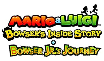 Mario & Luigi: Bowser's Inside Story + Bowser Jr.'s Journey - 3DS [Digital Code]