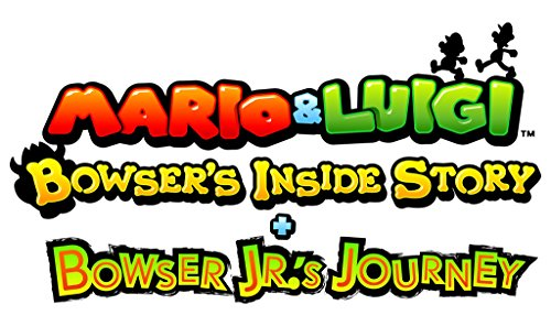 Mario & Luigi: Bowser's Inside Story + Bowser Jr.'s Journey - 3DS [Digital Code] by Nintendo