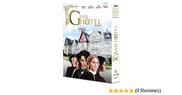 Amazon Com Gran Hotel 1ª Temporada Import Non Us Format