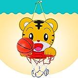 Aprettysunny 1Pc Easy Score Basketball Set Baby Sports Indoor Outdoor Mini Backboard mp Set Basketbal Hoop Net Toy Gift Pu for Kids