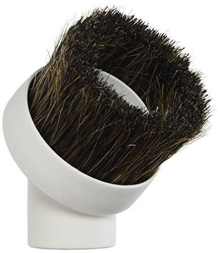 KOTENIA 1 X Deluxe Replacement Dusting Brush, White, Brown