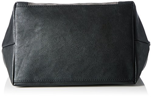 Tom Tailor Acc 21000, Borsa a Spalla Donna, 17.5x28x43 cm Nero (schwarz)