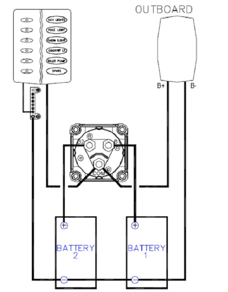BEP Battery Switches on dual battery system wiring diagram, battery isolator diagram, marine battery charger wiring diagram, dual battery charging system diagram, auxiliary boat batteries diagram, 24v marine battery connection diagram, marine dual battery systems, marine battery layout, marine switch panel wiring diagram, marine fuel selector switch, guest marine dual battery diagram, marine ignition switch wiring diagram,