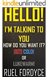 Books: Hello I'm Talking To you (Inspirational, Motivational, Christian, Spiritual, Devotional, Prayer)