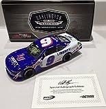 Lionel Racing Autographed William Byron 2017 Darlington Liberty University NASCAR Diecast 1:24 Scale