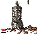 Bazaaranatolia Turkish Grinder, Spice Grinder, Salt Grinder,...