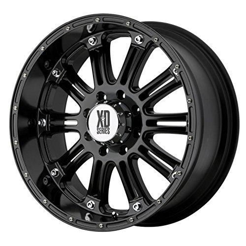 XD-Series Hoss XD795 Gloss Black Wheel (16x8