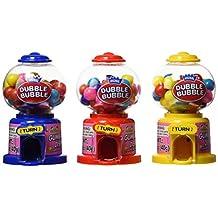 Kidsmania Dubble-Bubble Mini Gumball Machine (X 12 Units), 1.15-Kilogram