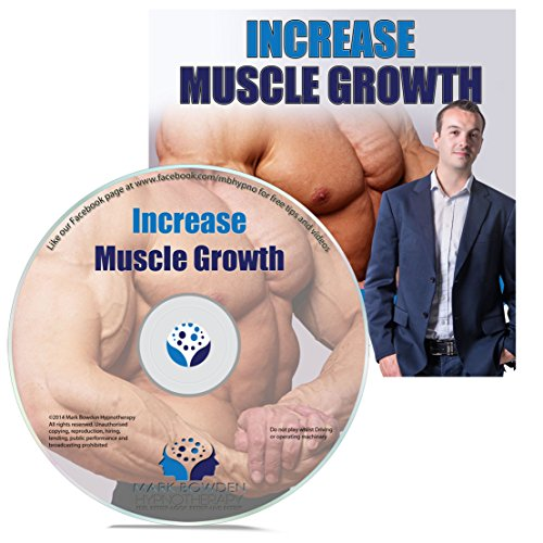 Increase Muscle Growth Hypnosis Schwarzenegger product image