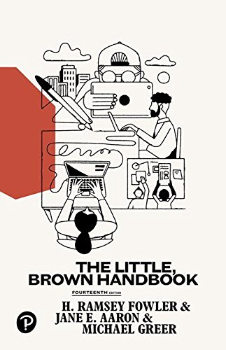 The Little, Brown Handbook (14th Edition) ()