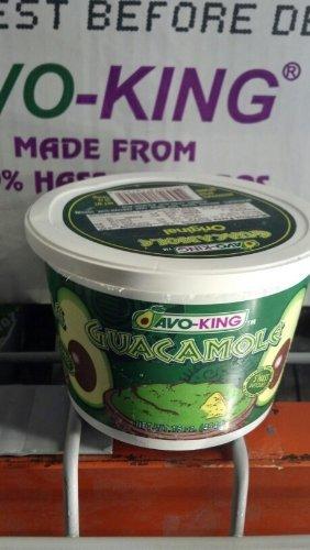Avo-King: Original Guacamole 1 Lb (8 Pack)