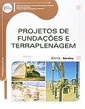 capa de Projetos de Fundações e Terraplenagem - Série Eixos