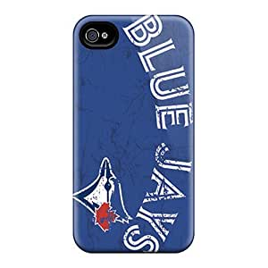 Iphone 4/4s Cases Covers Toronto Blue Jays Cases - Eco-friendly Packaging