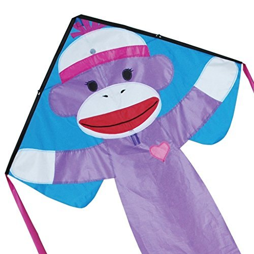 Regular Easy Flyer - Girly Monkey by Premier Kites