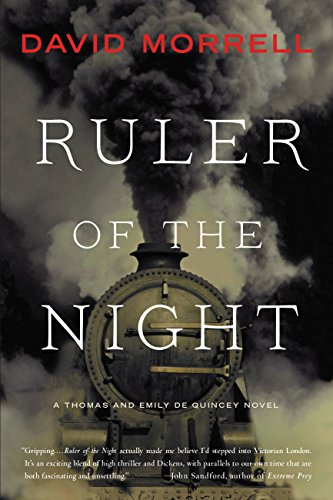 - Ruler of the Night (Thomas and Emily De Quincey Book 3)