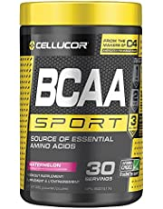 Cellucor BCAA Sport, BCAA Powder Sports Drink for Hydration & Recovery, Watermelon, 30 Servings
