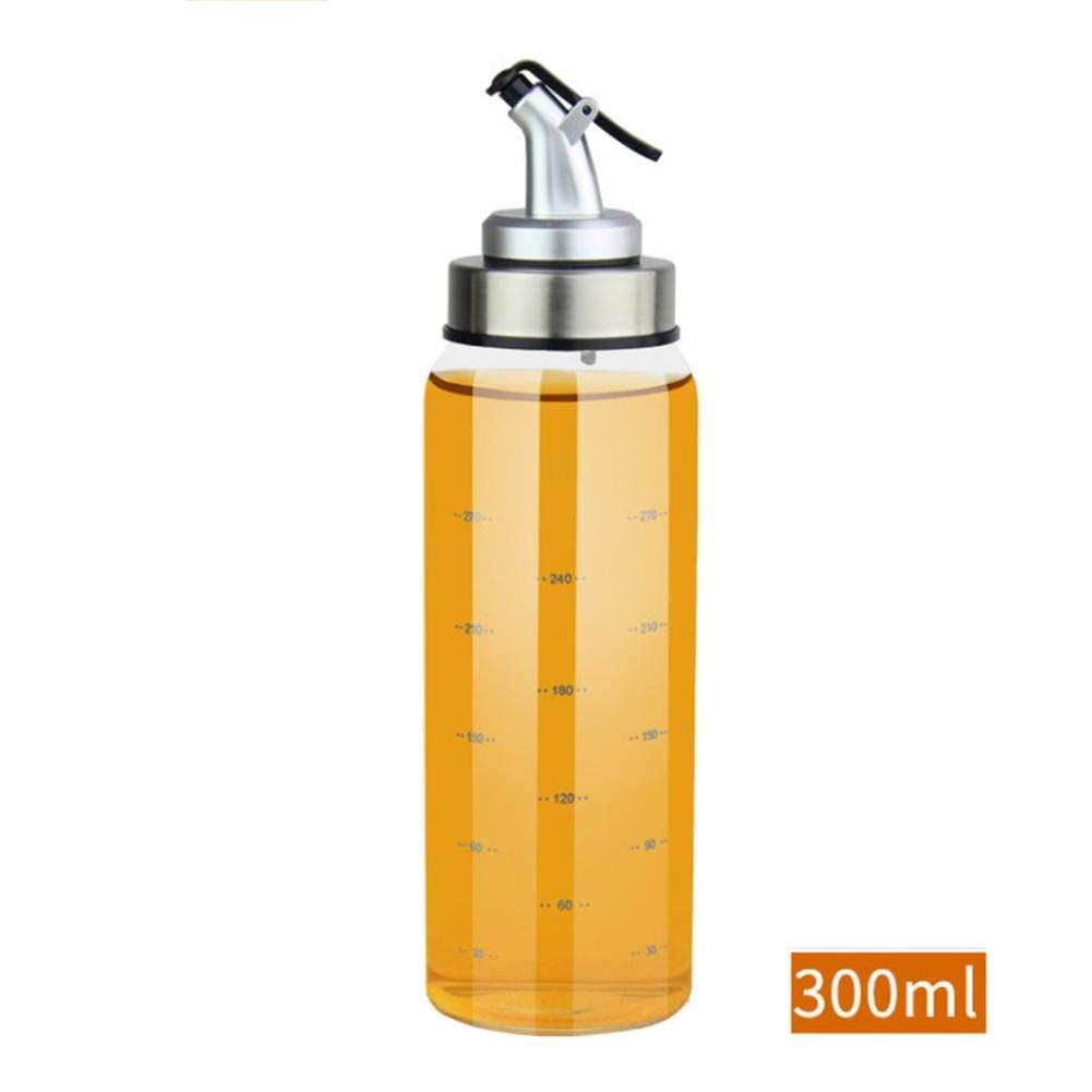 500 ml vidrio Aceitera o vinagrera (Acero Inoxidable ...