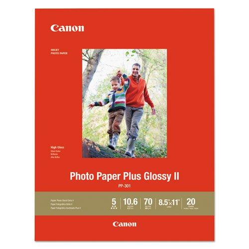 CanonInk Photo Paper Plus Glossy II 8.5