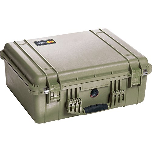Pelican 1550 - Case 18.43X14X7.62In Od No Fm