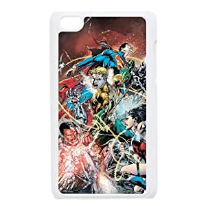 Ipod Touch 4 Phone Case for Classic movie Aquaman theme pattern design GCMAMT885191