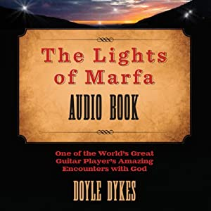 The Lights of Marfa Audiobook