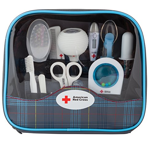 Large Product Image of The First Years American Red Cross Baby Healthcare And Grooming Kit