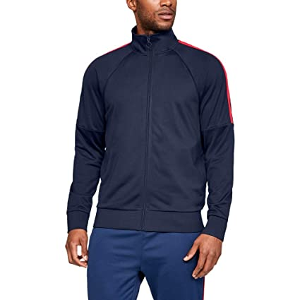 5d7b162cd605a1 Amazon.com   Under Armour UA Sportstyle Tricot Track   Sports   Outdoors