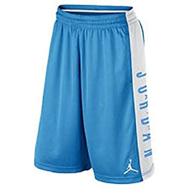 50a84f6a207 Jordan Nike Air Boy's Highlight Dri-Fit Athletic Mesh Basketball Shorts:  Amazon.co.uk: Clothing