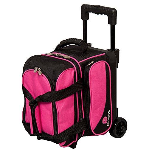 Ebonite Transport I Roller, - Pink Bowling Bags 1 Ball