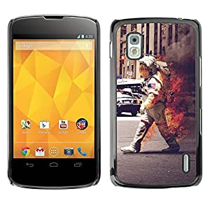 Hot Style Cell Phone PC Hard Case Cover // M00103193 riot streets photos // LG Nexus 4