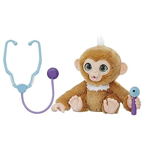 Furreal Friends - Zandi Le Bébé Singe Va chez Le Médecin - E0367EU5