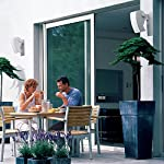 Bose 251 Outdoor Speakers 11 Take these speakers with you anywhere you want to have great sound quality Set them up by the pool, or on the workbench, or anywhere an extra-durable speaker is needed A water-resistant composite casing makes these tough enough to handle blistering heat or deadly cold