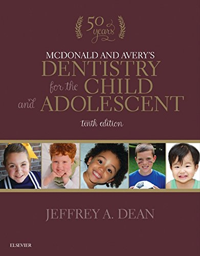 Download McDonald and Avery's Dentistry for the Child and Adolescent Pdf