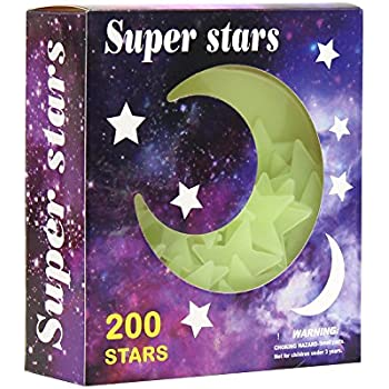 4m glow planets and nova stars toys games for Decor star 005 ss