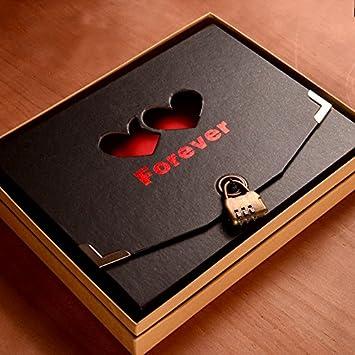 Diy Alben Diy Alben Box Diy Geburtstag Geschenk Freund Romantische