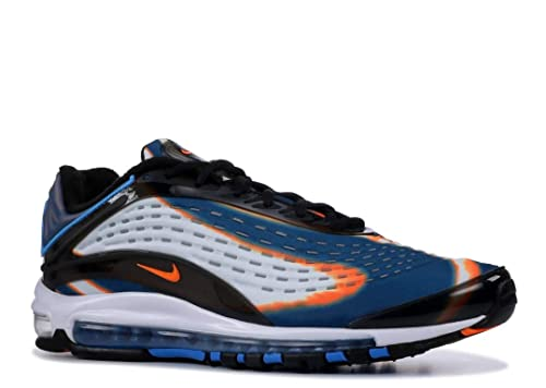 : Nike Hombres Air Max Deluxe Guay GrisTotal