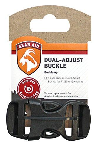 Backpack Gear Inc (Gear Aid Dual Adjust Buckle Kit, 1