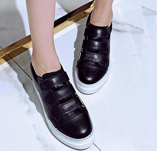 Ms Spring zapatos elevadores pendiente con los zapatos ocasionales de los zapatos , US7.5 / EU38 / UK5.5 / CN38