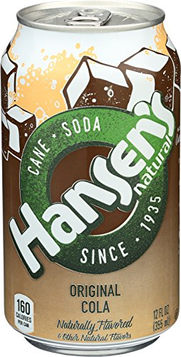 HANSEN SODA COLA 72OZ