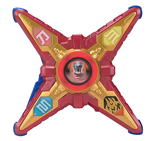 Real Ninja Gear (Power Rangers Ninja Steel DX Ninja Battle Morpher)
