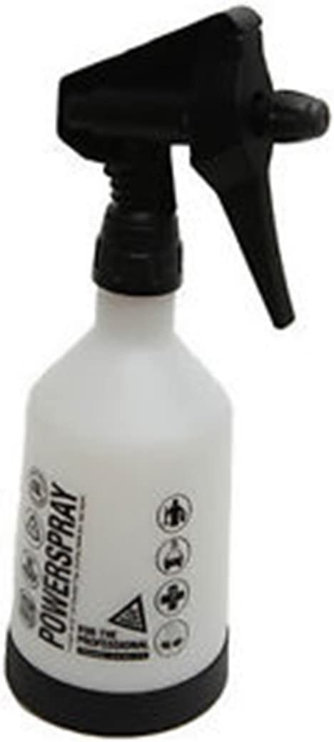 Car Detailing Empty Powerspray Pump Sprayer Bottle in Trading Quality for 1 L Pack of 2